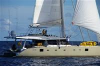Preowned Sail Catamarans for Sale 2008 Sunreef 62 Boat Highlights